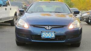 2003 Honda Accord Cpe EX