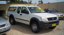 2003 Holden Rodeo RA 4X2 SPACE CAB Weston Cessnock Area Preview