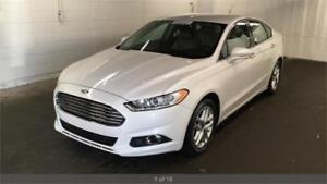 2014 Ford Fusion SE ONE OWNER NO ACCIDENT CERTIFIED LEATHER