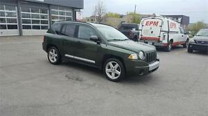 JEEP COMPASS 2007 4x4 Limited