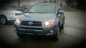 2010 Toyota RAV4 Sport *** CERTIFIED & WARRANTY INCLUDED***