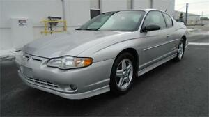 2004 MONTE CARLO SS SUPERCHARGED-LEATHER SUNROOF AMAZING COND.