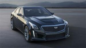 2017 Cadillac CTS-V Sedan grey Automatic NEW
