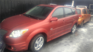 2008 PONTIAC VIBE AUTOMATIQUE CLIMATISEE 4 CYLINDRES PROPRE