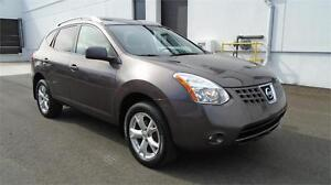 2009 NISSAN ROGUE SL-SPOTLESS,ALL POWER,4 CYL