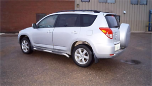 2007 TOYOTA RAV4 - FINANCING AVAILABLE
