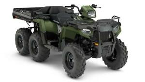 POLARIS SPORTSMAN 6X6 BIG BOSS 570 EPS 2018