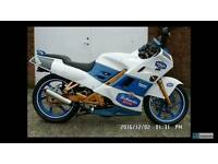 Hondas nsr 125cc swap for 125-600cc or cash sale