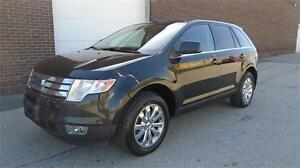 2010 FORD EDGE LIMITED-AMAZING CONDITION,POWER SEATS/TRUNK,LEATH