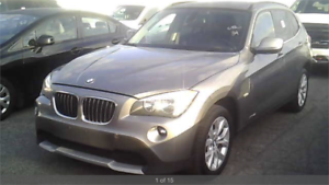 2012 BMW X1 28i awd auto bluetooth certified