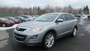 7 PASSENGER! 2011 Mazda CX-9 GT NAVIGATION, LEATHER