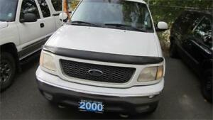 2000 FORD F-150 EXT CAB 7700 SERIES XLT 4X4