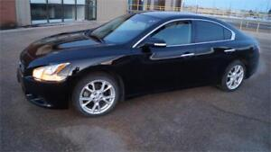 2012 NISSAN MAXIMA 3.5 SV - FINANCING AVAILABLE