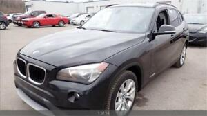 2014 BMW X1 xDrive28i ONE OWNER LOWKMS CERTIFIED 1YRWARRANTY