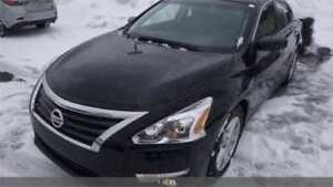 2013 Nissan Altima 2.5 SV AUTOMATIC CERTIFIED 1OWNER 1YR  WARRAN