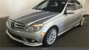 2010 Mercedes-Benz C-Class C 250 4matic LEATHSUNROOF/CERTIFIED