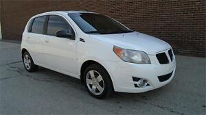 2010 PONTIAC G3-HATCHBACK SE MODEL,ZERO ACCIDENTS