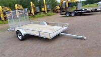 6x12 Galvanized Utility ATV Trailer Truro Nova Scotia Preview
