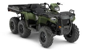 2018 POLARIS OFF-ROAD - SPORTSMAN 6X6 BIG BOSS 570 EPS