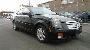 2007 CADILLAC CTS-LOADED SUNROOF POWER EVERYTHING BEAUTIFUL CAR