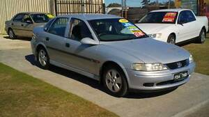 2000 Holden Vectra JSII Sedan 126,000KLMS! Weston Cessnock Area Preview