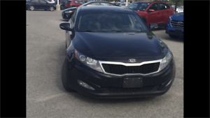 2012 Kia Optima LX no accident bluetooth 1OWNER CERTIIFED