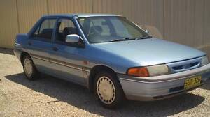 1993 Ford Laser GHIA KHII Sedan AUTO! Weston Cessnock Area Preview