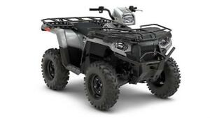 POLARIS SPORTSMAN 570 EPS UTILITY EDITION 2018