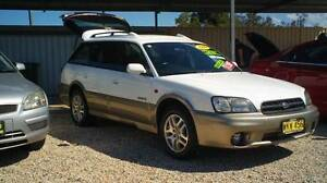 1999 Subaru Outback Wagon AUTO! Weston Cessnock Area Preview