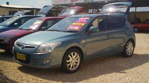 2008 Hyundai i30 Hatch IMMACULATE! Weston Cessnock Area Preview