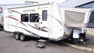 2011 Jayco Jay Feather X23J - FANTASTIC CONDITION!!