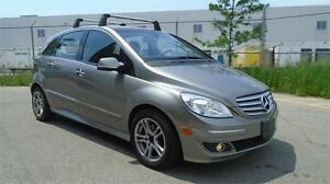 2007 MERFCEDES-BENZ B200-LOADED,PANO ROOF,ALL POWER