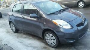 2010 TOYOTA YARIS AUTOMATIQUE AIR CLIMATISE
