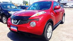 2013 Nissan JUKE SV AWD, ONE OWNER, ACCIDENT FREE