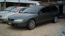2002 Holden Commodore VY Wagon LOOKS GOOD! Weston Cessnock Area Preview