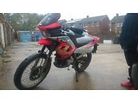 Wanted 125cc Bike/Motorbike
