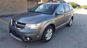 2012 Dodge Journey SXT ALLOYS POWER SEAT CERTIFIED