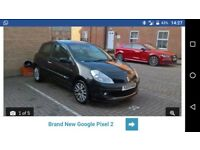 2009 RENAULT CLIO 1.2, 3 DOOR, 55000 MILES, SHORT MOT £1095