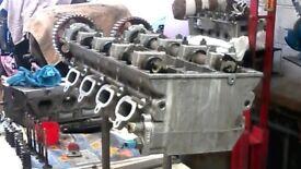 Sierra Cosworth Cylinder Head YB Pinto