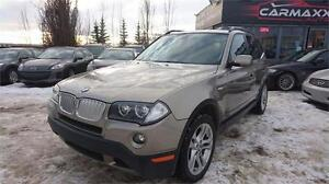 2008 BMW X3 3.0Si IMMACULATE SHAPE  NO ACCIDENTS