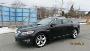 RARE!! 365 HP!!! 2010 Ford Taurus SHO !LOADED! EASY FINANCING