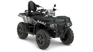 POLARIS SPORTSMAN 1000 XP TOURING 2018 (RETOUR DE LOCATION)