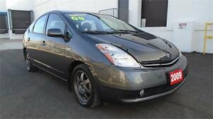 2009 TOYOTA PRIUS-SPOTLESS,ONE OWNER,LOW KMS, BACK CAM
