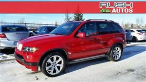 2006 BMW X5 4.8is  *Panoramic Moonroof, Leather, LOADED**