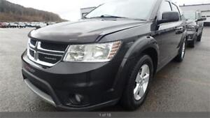 2012 Dodge Journey SXT NO ACCIDENT CERTIFIED V6 1YEAR WARRANTY