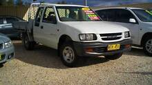 2000 Holden Rodeo 4X2 SPACECAB,ALUM TRAY! Weston Cessnock Area Preview