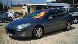 04/05 Peugeot 407HDi TURBO DIESEL AUTO BARGAIN!!! Weston Cessnock Area Preview
