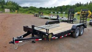 Gatormade 16+2 14k Equipment Trailer