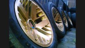 Alloy wheels 5x120 Pontiac