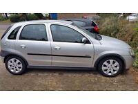 Vauxhall Corsa 1.2 Petrol (2002)